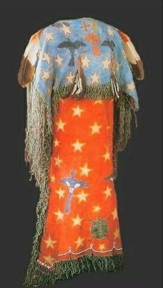 Arapaho Ghost Dance Dress - 1890