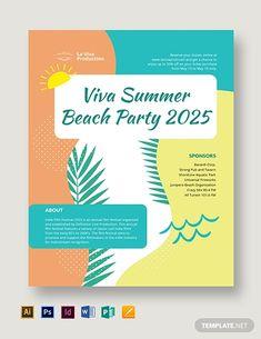 yard sale flyer template