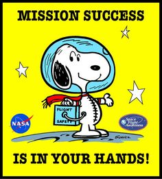 Sci-Fi to Snoopy: NASA's Coolest Mission Posters (Photos)
