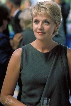 Amanda tapping in the shower think, that