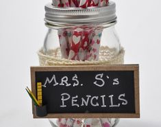 Perfect pencil holder for teachers