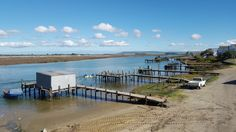 Fisheries along the Bergrivier