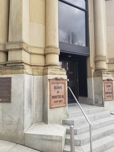 Saint John New Brunswick, Bank Of Montreal