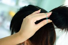 All about messy buns!
