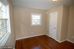 Main Level bedroom w/new hardwoods and fresh paint! COMPLETELY remodeled 3 bed/2.5 Bath Single Family Home in Woodbridge, VA  $289,990  Looking to Sell, Buyer or invest?  Info@AJTeamRealty.com or SellMyHome.NOVA