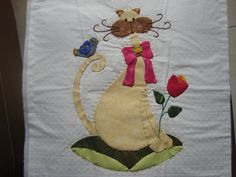 Kid friendly healthy recipes for picky eaters 2017 free episodes Cat Applique, Cooking Classes For Kids, Cat Quilt, Quilt Stitching, Time Kids, Inspiration For Kids, Quilting Designs, Fabric Patterns, Baby Quilts