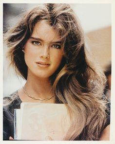 Brooke Shields by Douglas Kirkland, 1981.