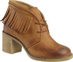 Kickers Kipatch Women's Boot (Dark Brown) Ugg Winter Boots, Ugg Boots, Desert Boots, Retro Chic, Uggs, Footwear, Stylish, My Style, Dark Brown