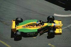 Schumi 1993 Monaco GP