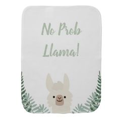 Funny and Cute Llama Baby Burp Cloth - baby shower ideas party babies newborn gifts Funny Baby Bibs, Cute Llama, Baby Burp Cloths, Gifts For New Parents, Newborn Baby Gifts, Baby Safe, Ideas Party, Cute Gifts, Shower Ideas
