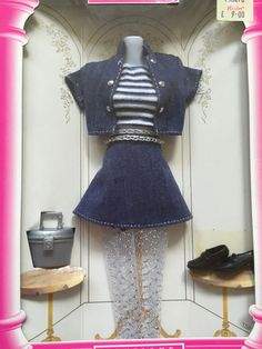 Vintage Mid 1990s Barbie Mattel Fashion Avenue Doll Outfit Mint In Pack   eBay