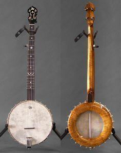 ss stewart presentation banjo - Google Search