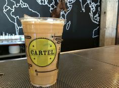 Cartel Coffee Lab in Arizona make a delicious Horchata latte, called the Espresso Excelente. Here's the recipe.
