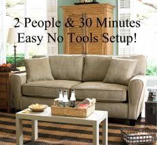 Angel Sofa - A Sofa that fits anywhere! $409
