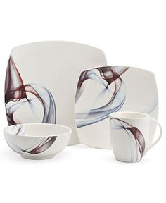 Mikasa Dinnerware, Kya Collection - Casual Dinnerware - Dining & Entertaining - Macy's