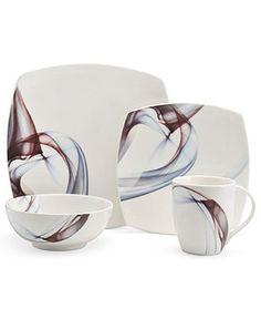 Mikasa Dinnerware, Kya Collection - Casual Dinnerware - Dining & Entertaining - Macy's