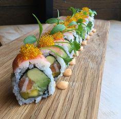 Sushi me rollin.