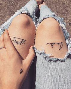 "#space #sky acidic-luna: ""Decided to take my own tattoo virginity """