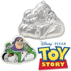 Wilton Buzz Lightyear Cake Pan