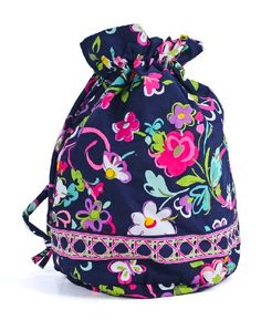 Amazon.com  Vera Bradley Ditty Bag African Violet  Shoes 798677923152d