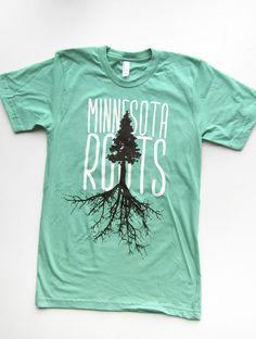 Minnesota Roots Unisex Tee