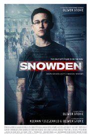 Poppin' Movies!: Snowden (2016)