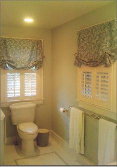 window treatments   Bathroom Window Treatments   Window Treatments For Bay Windows ...