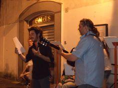 Poesie in strada, cantate e suonate. Salerno Letteratura Festival 2014