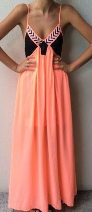 """Simmer Down"" Maxi Dress"