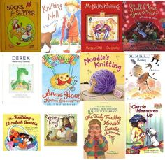 21 Best I Love Yarn In Children S Picture Books Images Childrens