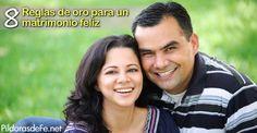Existen algunos sencillos consejos que nunca se deben olvidar para luchar por un matrimonio feliz.