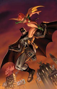 Batman the dark knight returns III : the master race.  Variant cover by J.Scott Campbell  #DKIII