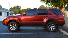 Leveling kit to lift the front end inchs. It should be for a 2008 4 runner 2008 4runner, Lifted 4runner, Toyota Runner, Four Runner, Thing 1, Toyota Trucks, Batcave, Dream Garage, Bikers