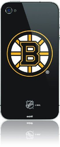 Skinit Protective Skin for iPhone 4G, iPhone 4GS, iPhone (NHL BOSTON BRUINS) by SkinIt Wireless Contract. Save 20 Off!. $11.99. Protect your smartphone in style with this Skinit® NHL® iPhone® 4 skin. It boasts a 3M® vinyl construction for easy application and residue-free removal. Designed to perfectly fit the unique contour of the device, its low-profile design ensures zero interference with chargers and other accessories.