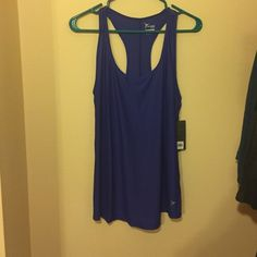 Purple racer back Old navy racer back shirt. NWT Old Navy Tops Tank Tops