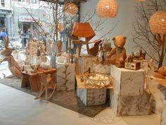 fall store window display ideas | Window display at Illums Bolighus