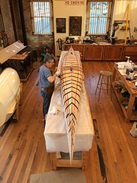 Wooden Boat Building Classes and Workshops in Traditional Maritime ...