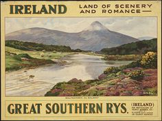 Ireland. Land of scenery and romance by Boston Public Library, via Flickr