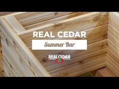Free plans to build a Portable Deck Cooler Bar and Stand Deck Cooler, Wood Cooler, Outdoor Cooler, Big Deck, Cool Deck, Diy Projects Plans, Outdoor Projects, Diy Storage Drawers, Portable Deck