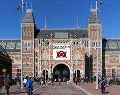 أراد متحف ريجكس فى أمستردام من زواره التمتع بالأعمال الفنية، ليعود بهم لعصر ما قبلالتكنولوجيا، عن طريق ترك الأجهزةالمحمولة والكاميرات فى المنزل