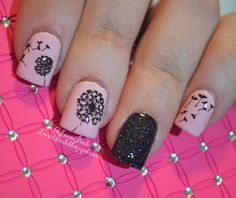 Lanie Buck: DIY Beauty- MoYou London Dandelion Nails