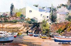 David Taylor, Port Lligat