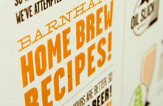 Barnhart Home Brews  Designed by Jim Hargreaves