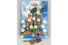 FINA Petrol Thunderbirds Coin Collection 1993