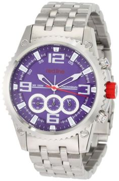 red line Men%27s RL-50023-33 Chronograph Stainless Steel Watch