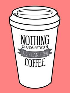 coffee say it all