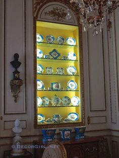 Sevres Porcelain from Hillwood Museum