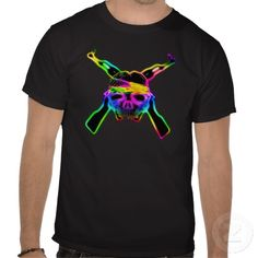 Out of my Cold Dead Hands Neon Shirt