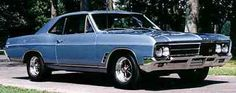 1966 Buick GS I wish I could get mine running.