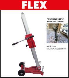 Yerli karot sehpası-standı FKSY BSW 3023 C. Kolay kurulum, sağlam ve dayanıklı yapı, mobil hareketlilik için arka tekerler. Karot sehpası FLEX karot makinası BSW 3023 C modeli için uygundur. Her türlü karot deliminde kullanılabilir. http://www.ozkardeslermakina.com/urun/yerli-karot-sehpasi-fksy-bsw-3023c/ #karot #karotmakinasi #karotsehpası #karotstandi #flex
